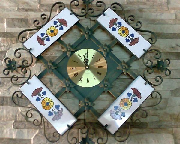 Relojes de forja